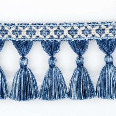 BRUGGES BLUEBELL - TRIM by Charlotte Moss - Product Image